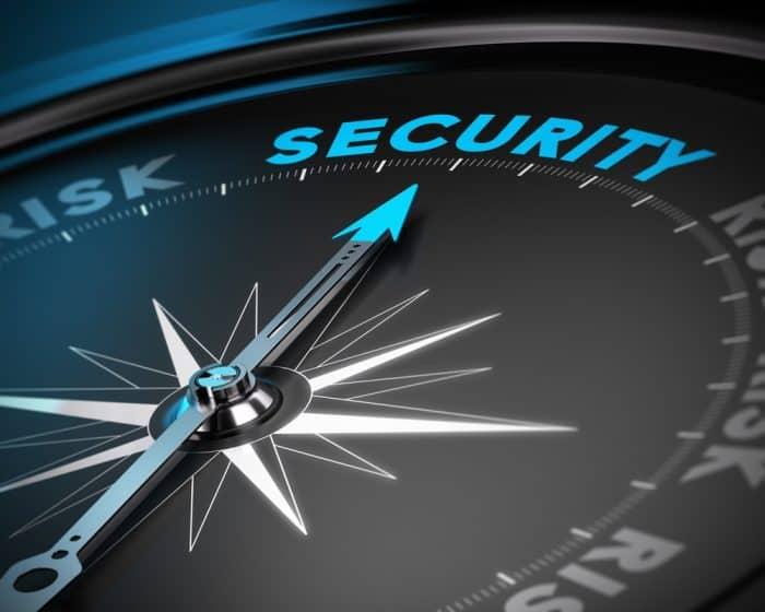 Security Website WordPress