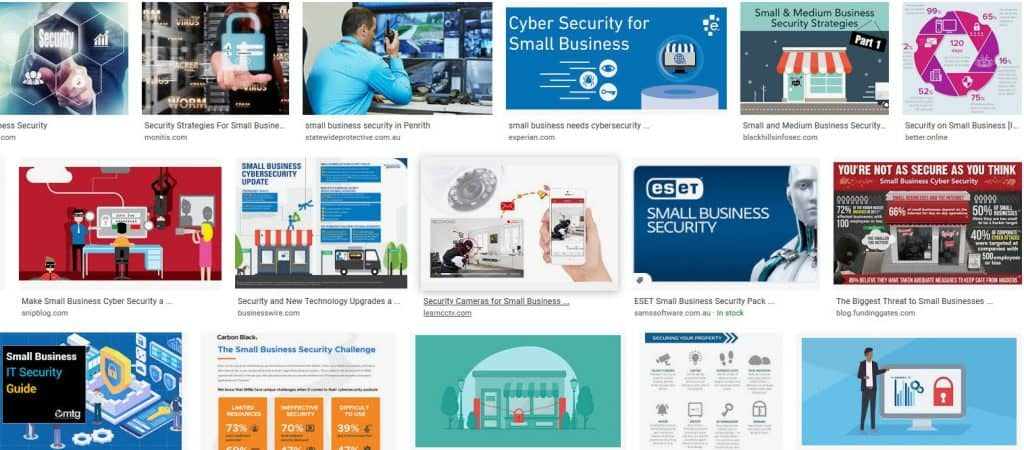 What Is Small Business Cyber Security?