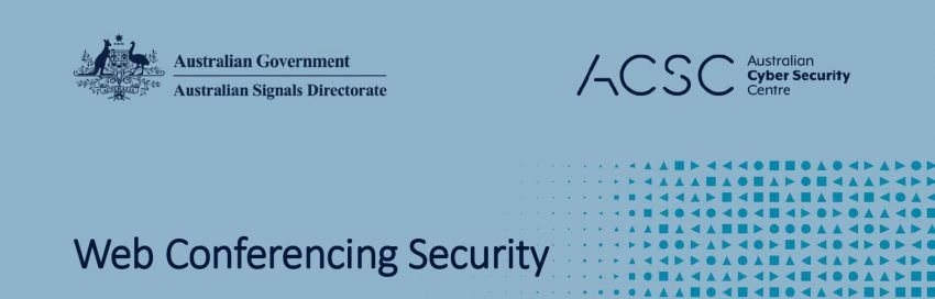 Web conference security online